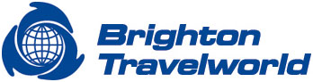 Brighton Travelworld Retina Logo