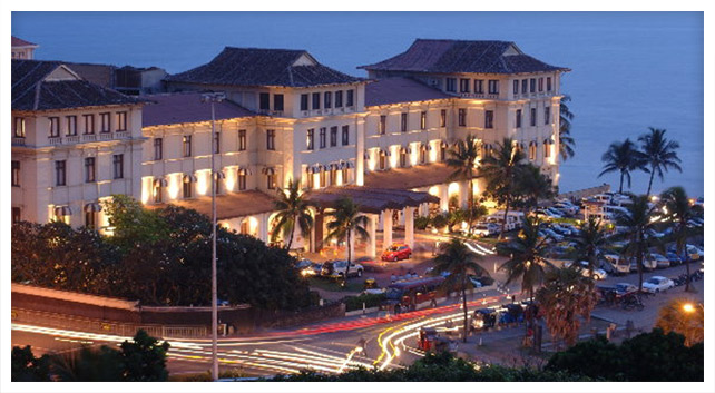Galle Face Hotel 1